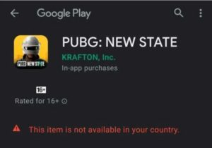 Pubg new state game